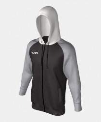 Unisex QuickPLAY Cut & Sew Inside Pocket Zip Up Hoodie