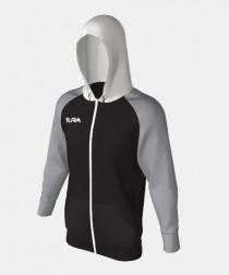 Unisex QuickPLAY Cut & Sew Kangaroo Pocket Zip Up Core Hoodie