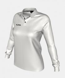 Ladies QuickPLAY Long Raglan Sleeve Core Polo