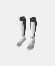 Sublimated Knee High Rugby Socks