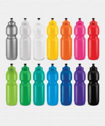 Custom Printed 800ml Pop Top Water Bottle