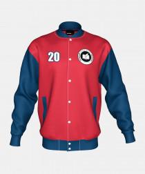 Unisex School Leavers Varsity Jacket - Fleece