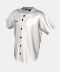 Unisex QuickPLAY Softball/Baseball Short Sleeve Triple Play Button Up Jersey